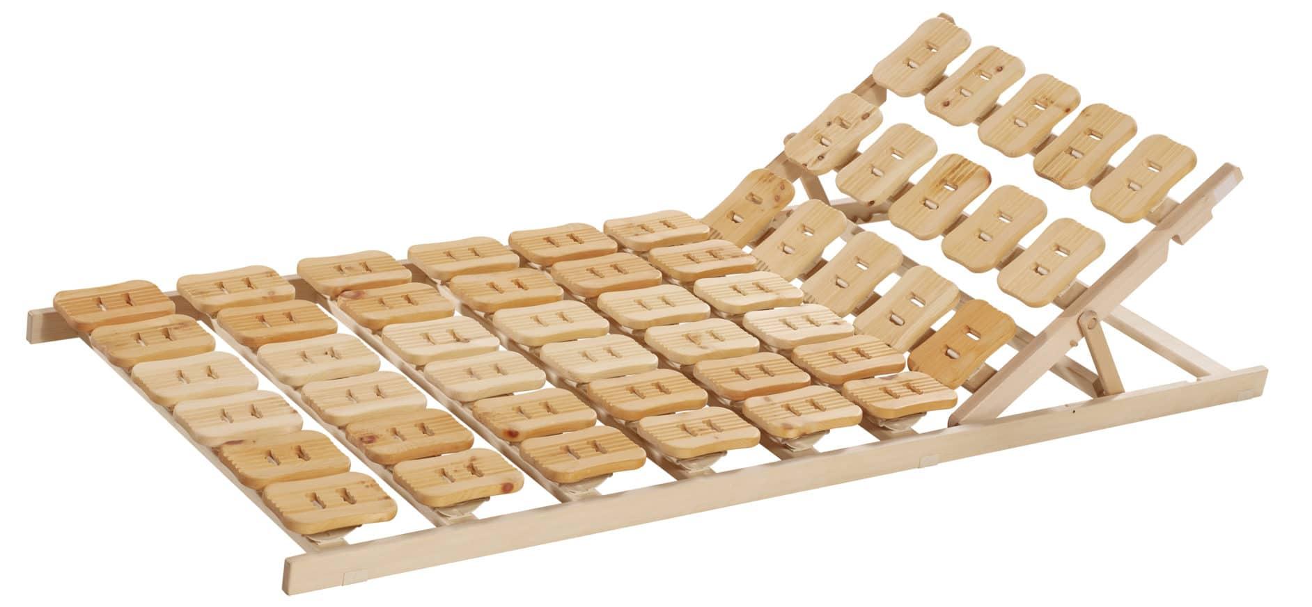 Ergo Zirbe Tellerrost System mit Sitzhochstellung