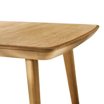 Tisch flaye in Eiche