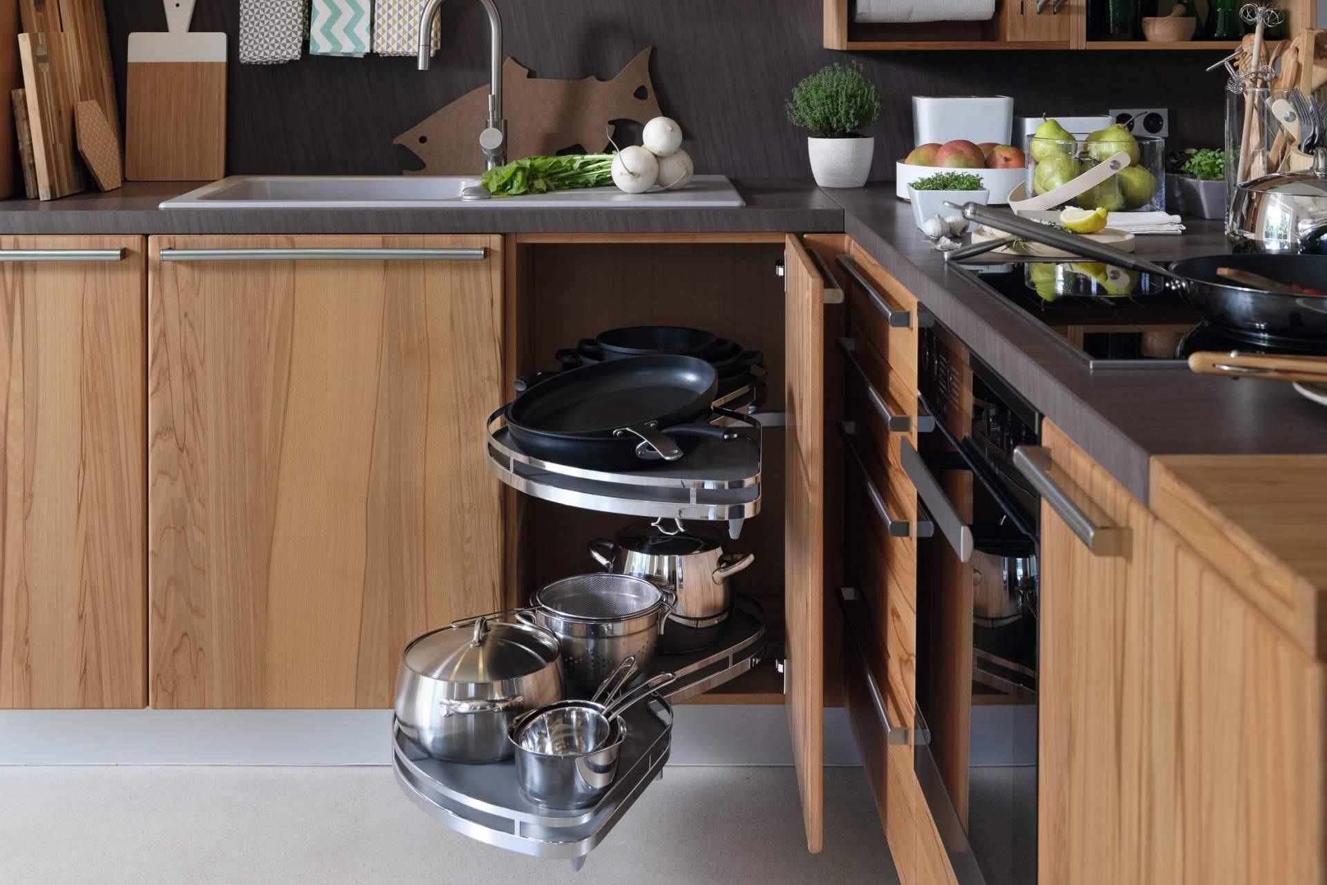 Küche Rondo - Biomöbel Bonn