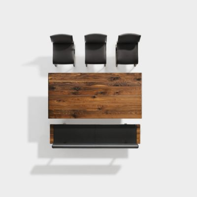 Sitzbank nox mit Tisch nox
