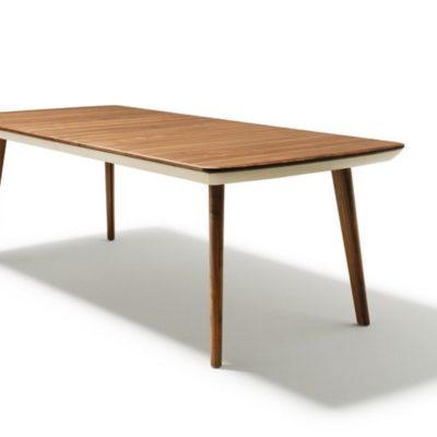 Tisch flaye - Stellung 1