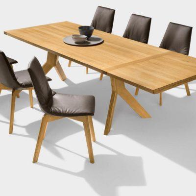 Tisch yps als Auszugstisch