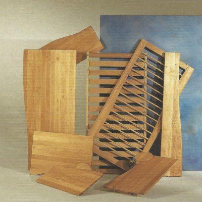 Erlenholz ist mittelhart, robust, warm und wunderschön in der Maserung