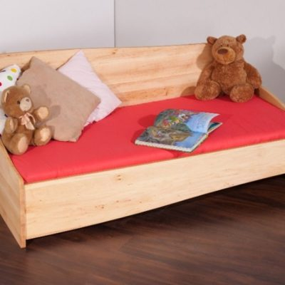 Vom Gitterbett zum Kindebett oder Sofa