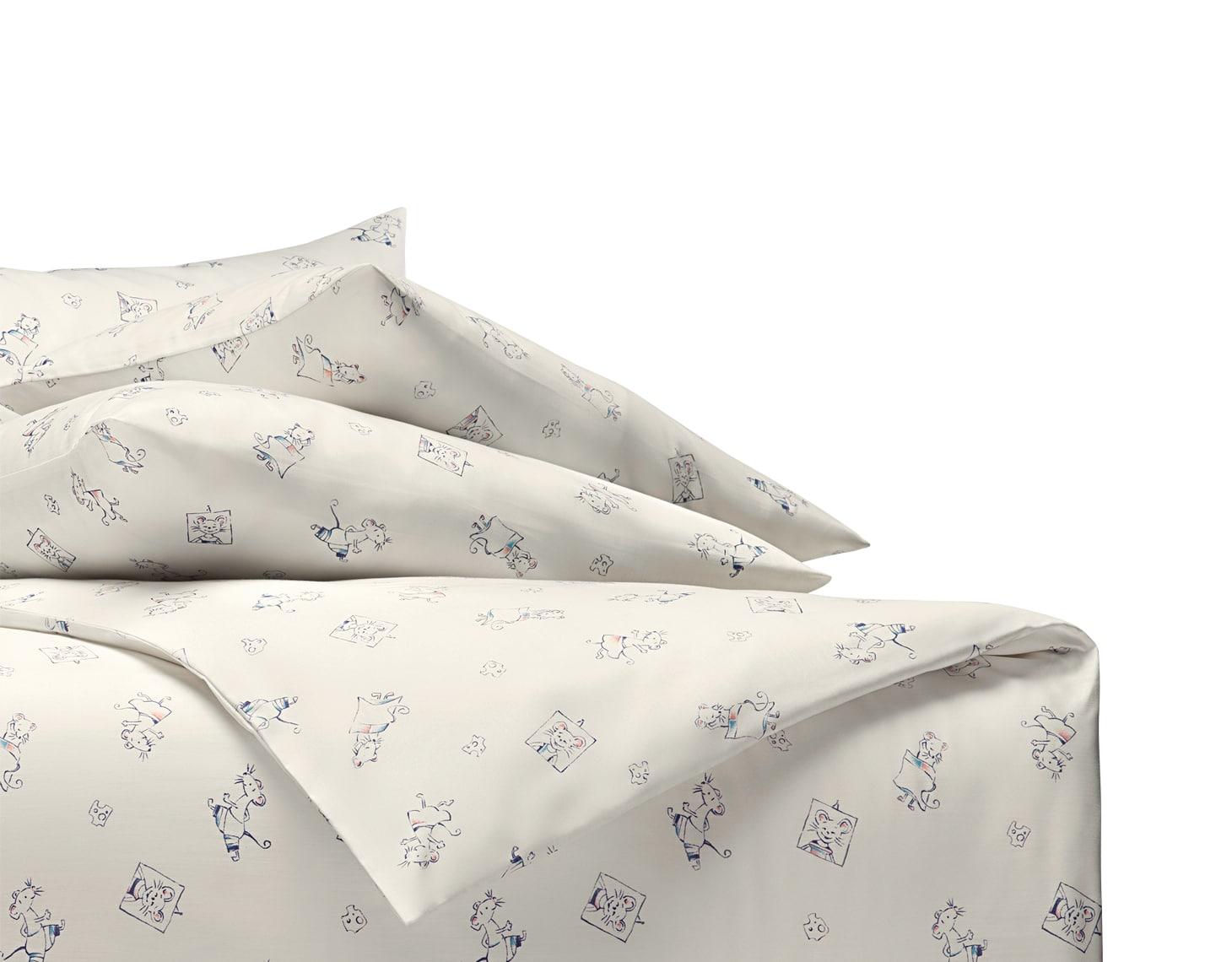 kinderbettw sche leon und mia biom bel bonn. Black Bedroom Furniture Sets. Home Design Ideas