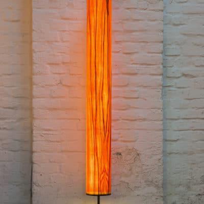Lichtobjekt, Stehlampe