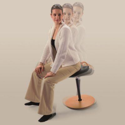 Stehhilfe M16-intuitiv die richtige Sitzposition finden