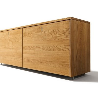 Sideboard cubus in Eiche
