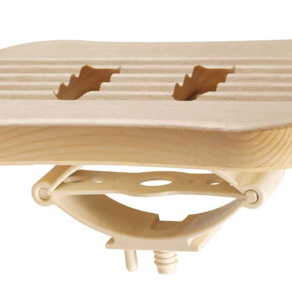 Detail - Ergo Zirbe Tellerrost System Federkörper