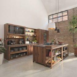 Naturholzküchen