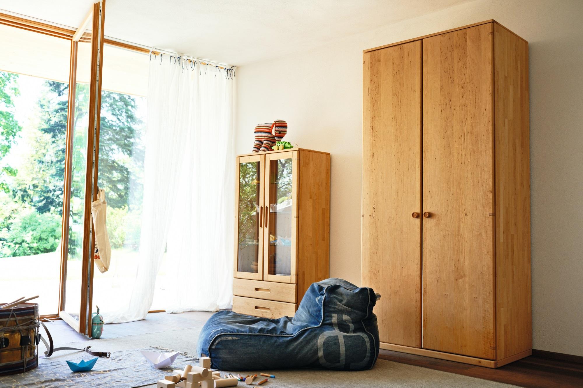 Kleiderschrank MOBILE - Biomöbel Bonn