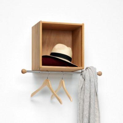 Stapelbox Garderobe