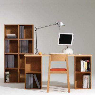 Stapelbox Schreibtisch