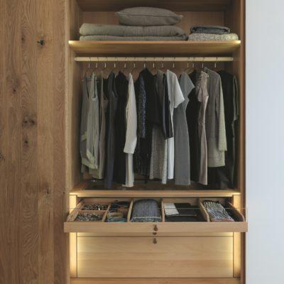 Kleiderschrank nox mit großer Auswahl für die nützliche Aufteilung des Innenleben