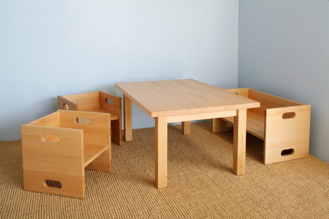 Kinder-Sitzgruppe debe