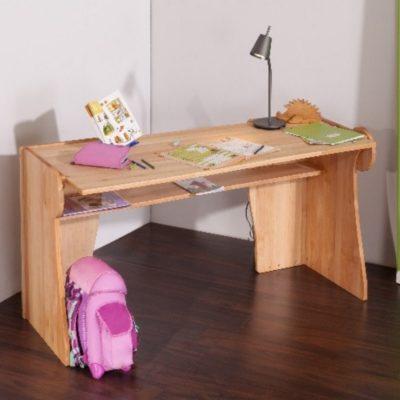 Vom Gitterbett zum Kindebett zum Sofa zum Schreibtisch