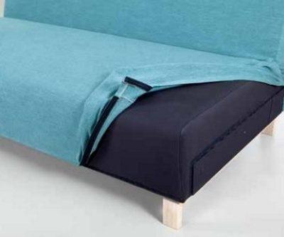 Sofasystem Giglio; optional mit abnehmbaren Stoffbezügen