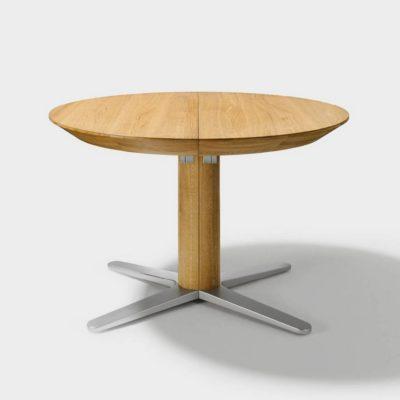 Tisch girado in Eiche