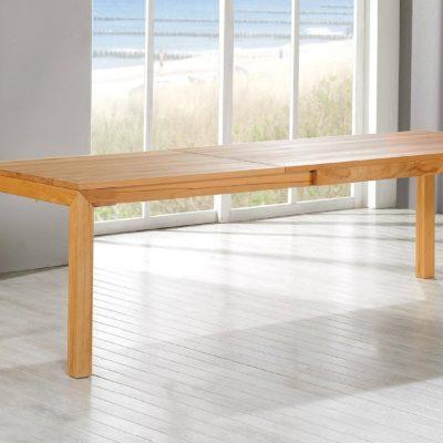 Tisch Lucca als Auszugstisch