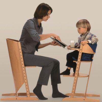 Kinderhochstuhl M1 für GROSS und klein