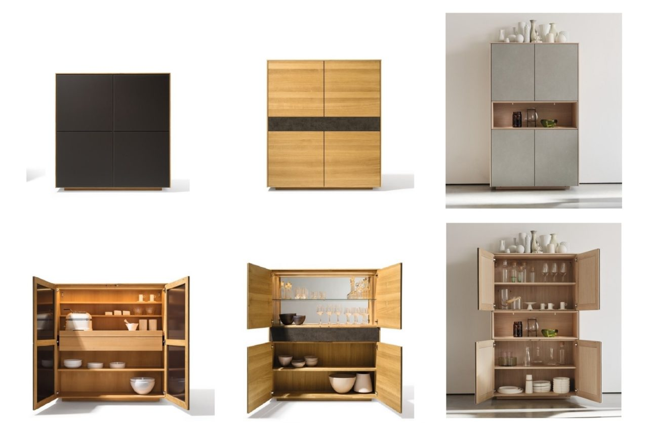 Highboard filigno