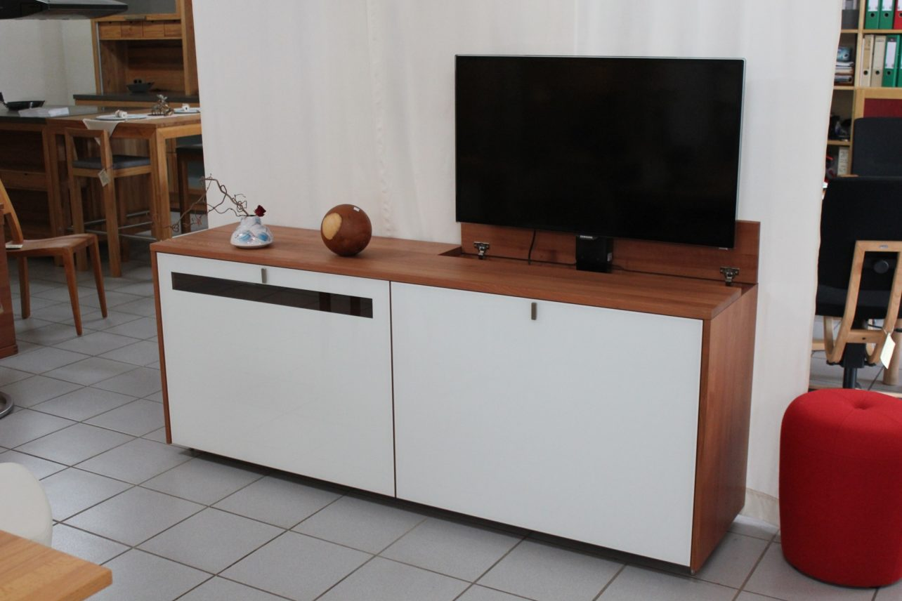 Sideboard cubus TV Lift