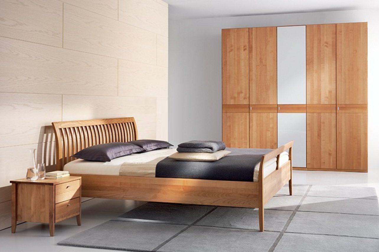 Schlafzimmer SESAM in Kirschbaum