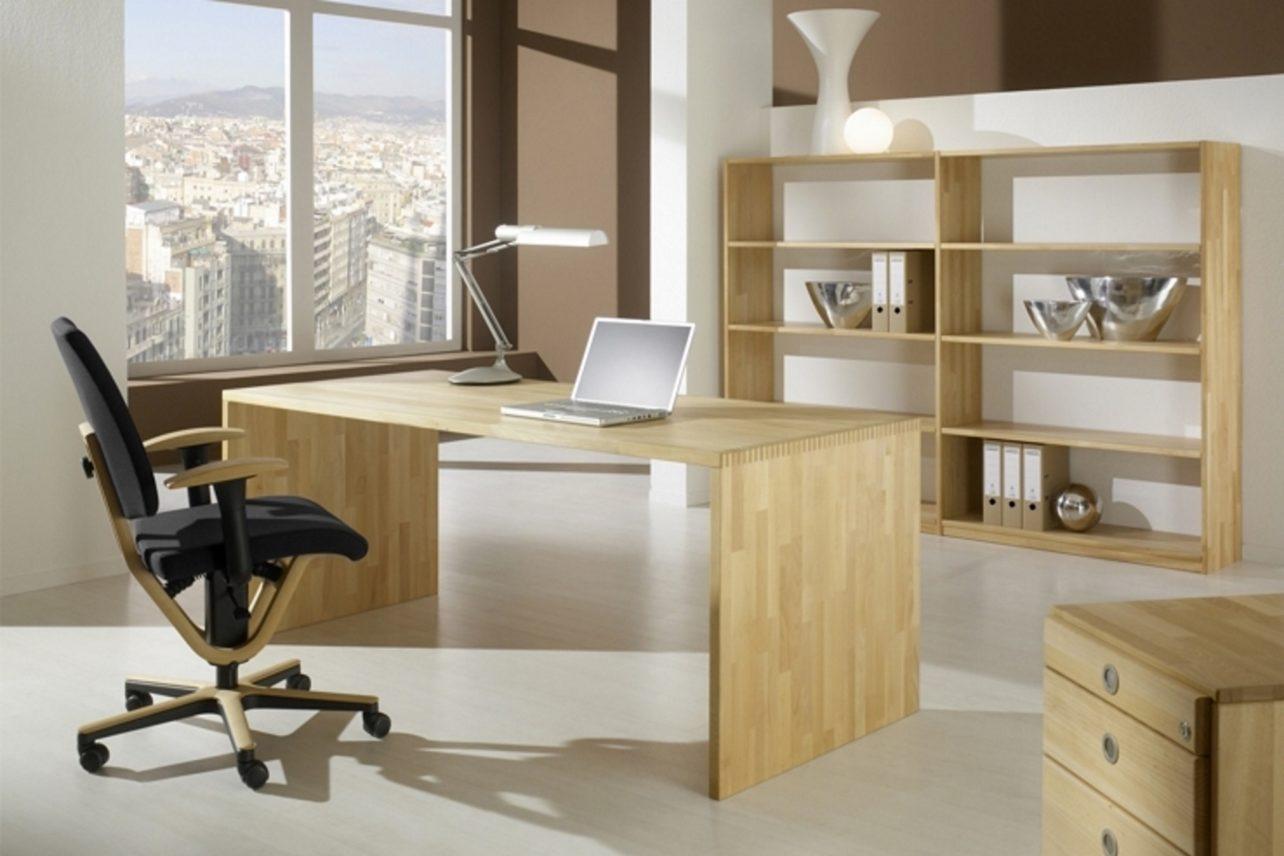 Schreibtisch WANGE