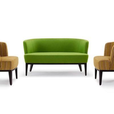 Sofa und Sessel SUE