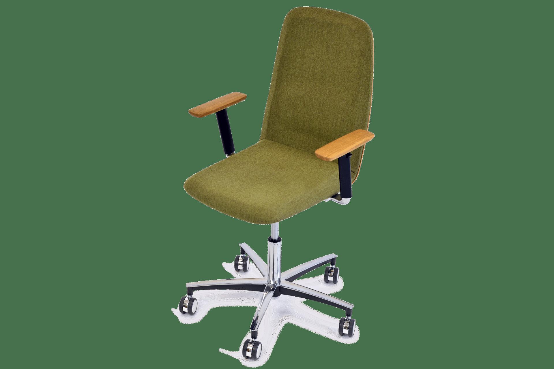 Bürostuhl ergonomisch holz  Bürostuhl M44 - Biomöbel Bonn