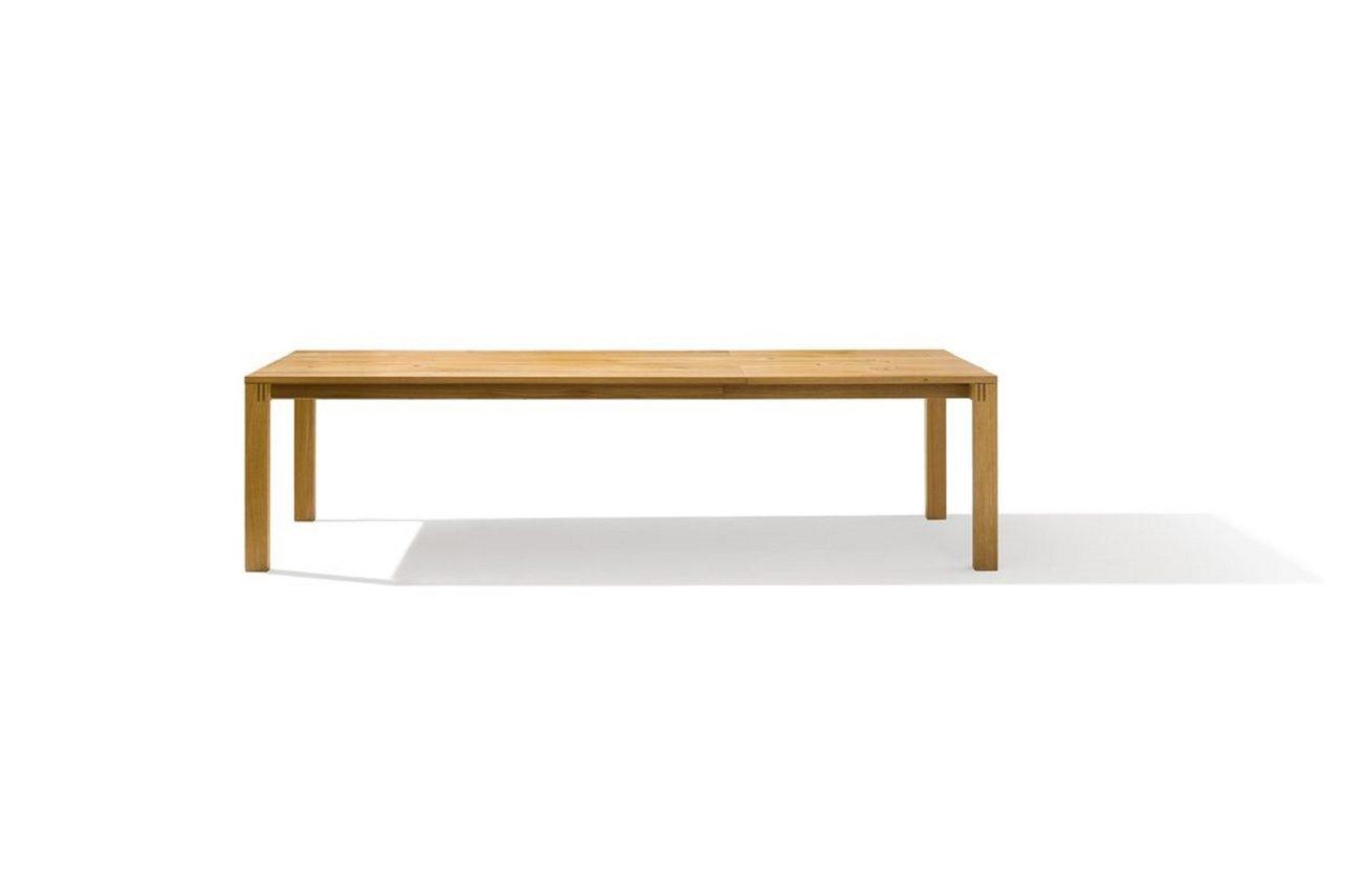 Jubiläumsedition Eiche Auszug-Tisch magnum