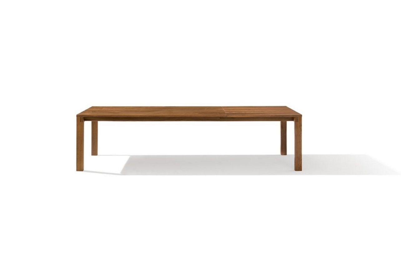 Jubiläumsedition Nussbaum Auszug-Tisch magnum