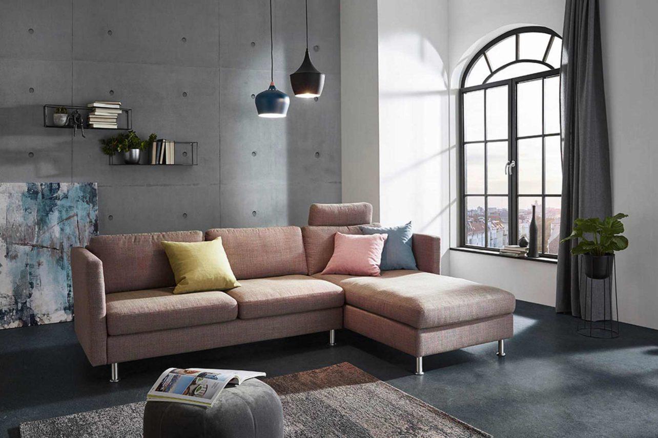 Sofasystem Siena-Sofa mit Recamiere