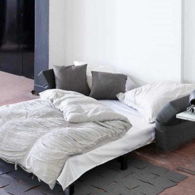 Schlafsofa Moritz in Schlafposition