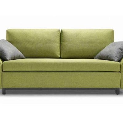 Schlafsofa Moritz in grün